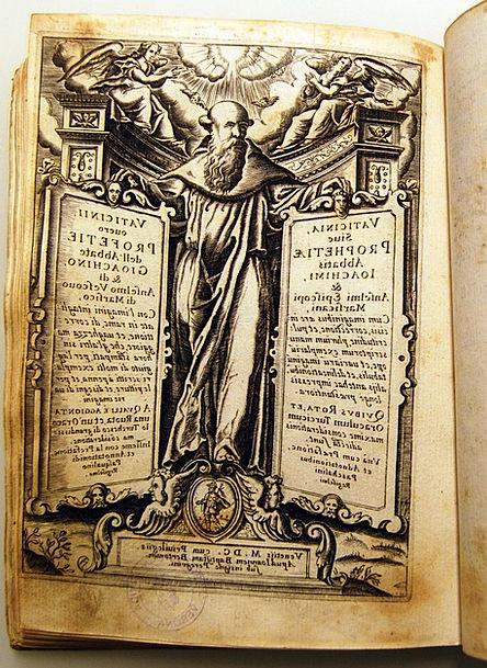 Book Volume Prediction Ancient Antique Prophecy Fi