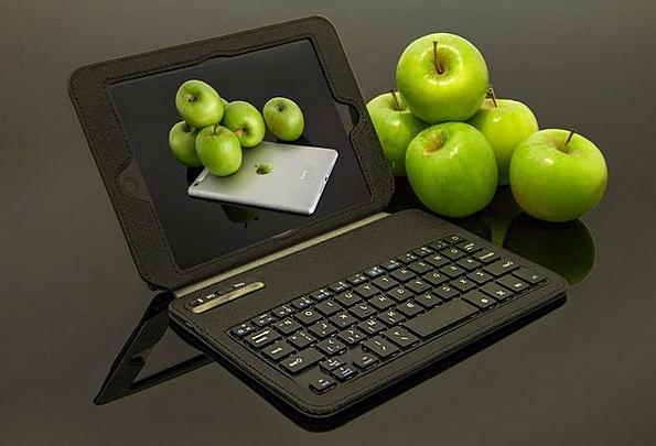 Apple Ipad Communication Pill Computer Internet Ta