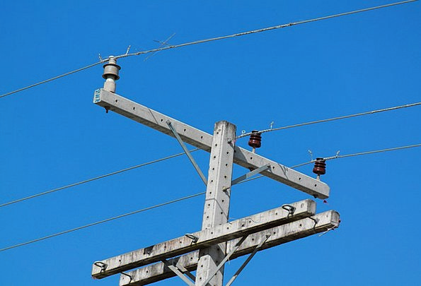 Electric Current Power Electric Wire Electricity W