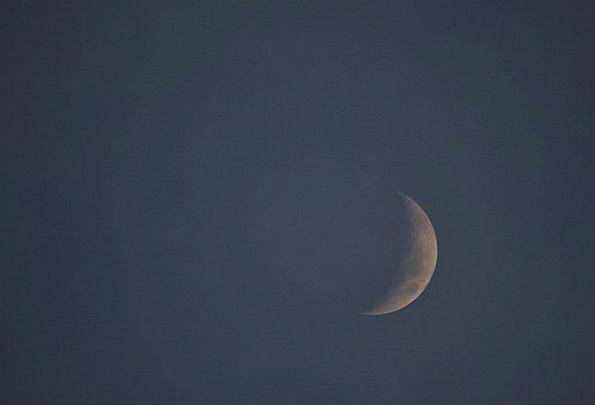 Crescent Moon Romanticize Crescent Semicircular Mo