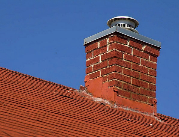 Chimney Funnel Buildings Hearth Architecture Home