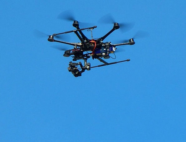 Air Monitoring Quadcopter Hexacopter Watch Overvie
