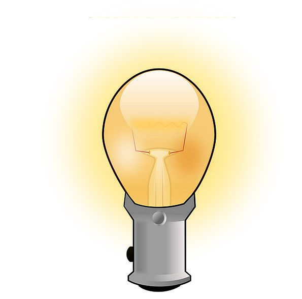 Bulb Corm Bright Electric Electronic Light Glow El