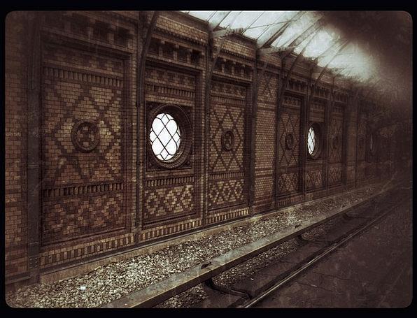 Railway Station Buildings Architecture Architectur