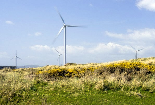 Wind Breeze Power Control Turbine Energy Vigor Fut