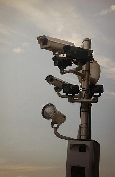 Surveillance State Monitoring Nursing Cameras Wash