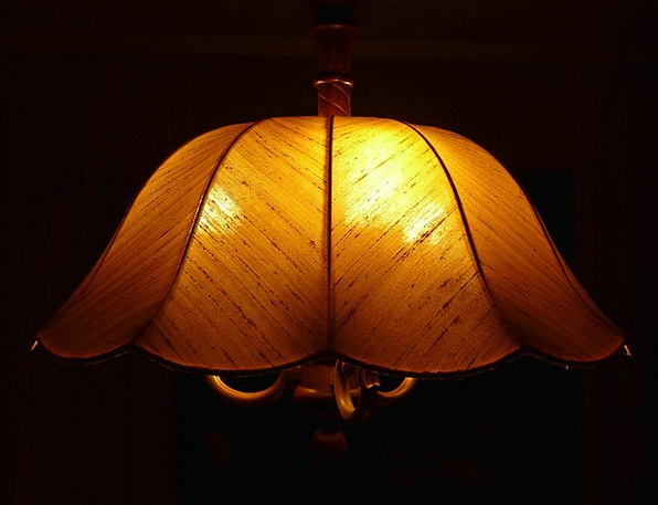 Lampshade Shade Vacation Uplighter Travel Light Br