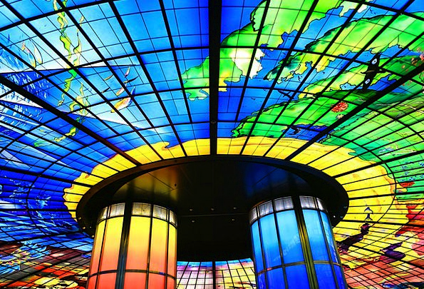 Light Bright Metro Taiwan Street View