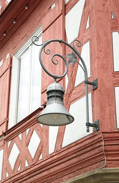 Lamp Uplighter Buildings Architecture Lighting Ill