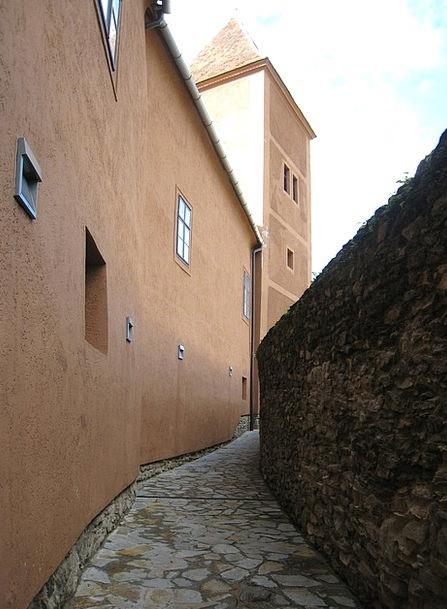 Koszeg Fortress Walls Ramparts Castle