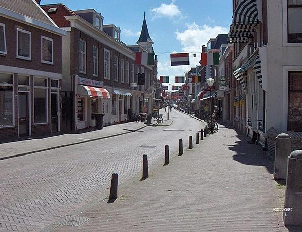 Keijerstraat The Hague Scheveningen