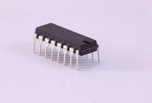 Integrated Circuit Microchip technology Expander E