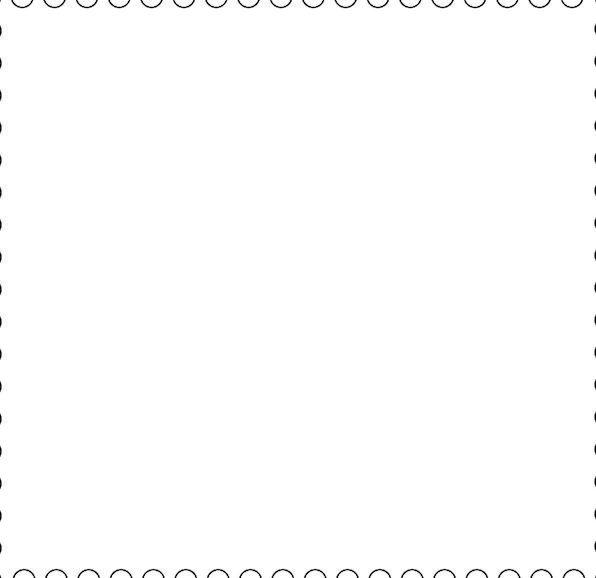 Stamp Brand Postal Frame Edge Mail Border Free Vec