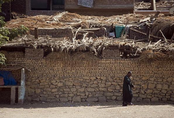 Housing Cover Poor Deprived Egypt Shelter Slum Sub