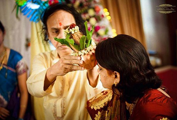 Ritual Ceremonial Nuptial Maharashtrian Marriage I