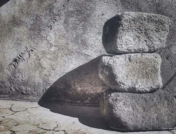 Rocks Pillars Equilibrium Zen Balance Gray Leaden
