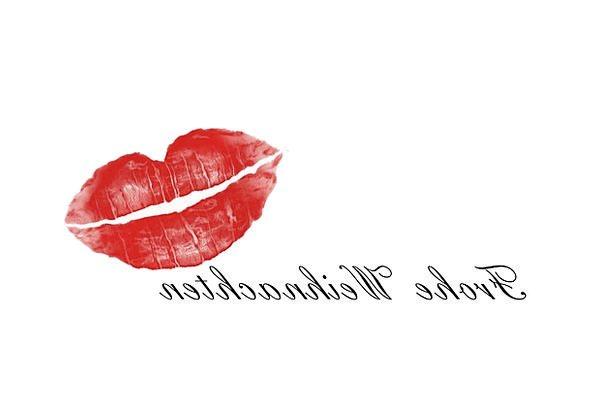 Lips Mouths Caress Mouth Entrance Kiss Christmas R
