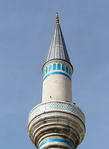 Mosque Mausoleum Tomb Konya Mevlana Jalal Ad Din R