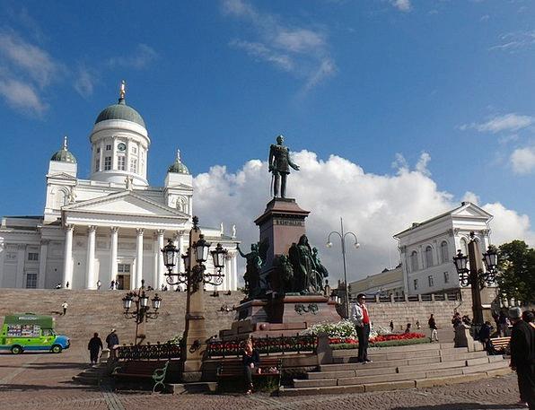 Finland Area Part Helsinki