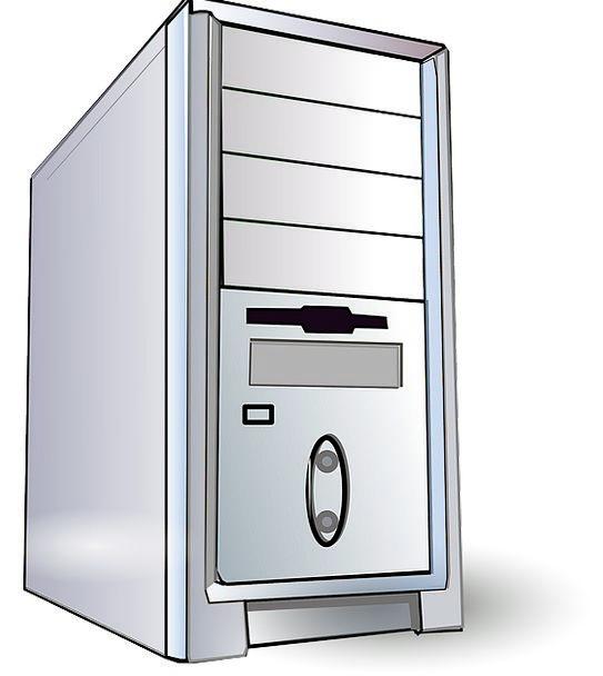 Server Waiter Communication Computer Workstation W