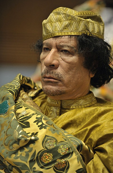 Dictator Ruler Head Of State President Muammar Al