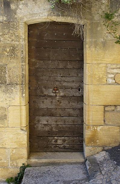 Dordogne Buildings Architecture Door France Doorwa