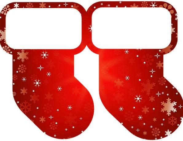 Stockings Nylons Break Snowflakes Snows Holiday Me