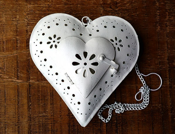 Heart Emotion Ampule Love Darling Container Symbol