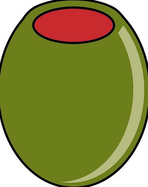 Olive Emerald Drink Lime Food Mediterranean Green