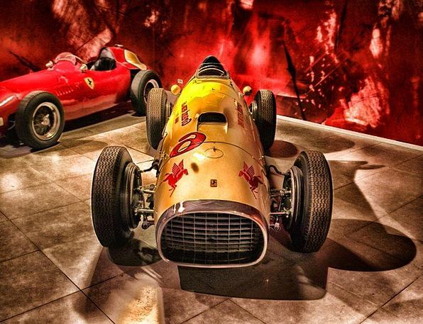 Ferrari Traffic Transportation Racing Competing 19