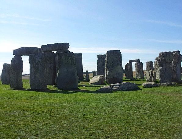 Stonehenge Buildings Memorial Architecture England