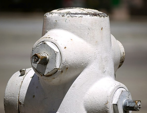 Oakland Water Aquatic Hydrant White Snowy Usa