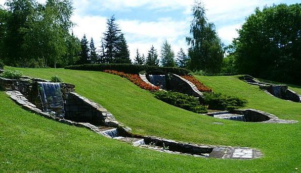 Landscape Scenery Landscapes Cascades Nature Urban