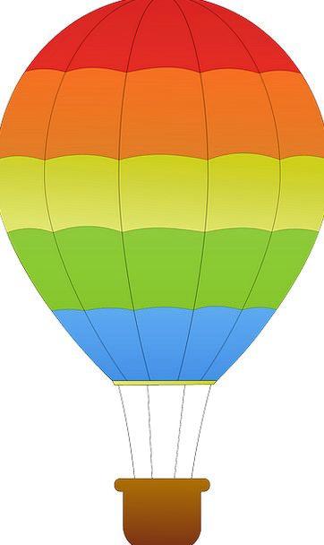 Balloon Inflatable Hover Hot Air Balloon Fly Fligh