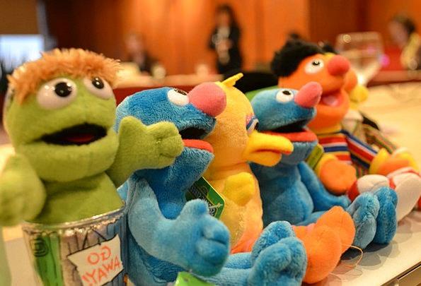 Dolls Toys Muppets Plush Toys Sessame Street