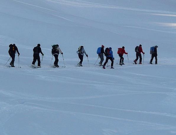 Ski Tour Hike Trek Winter Hike Endurance Sports Wi