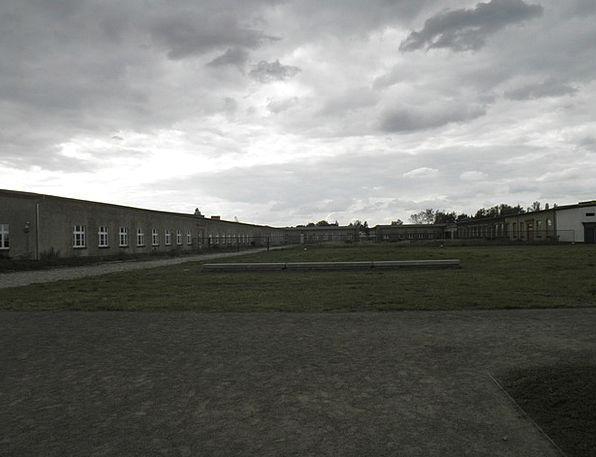 Berlin Concentration Camp Sachsenhausen Barracks Q