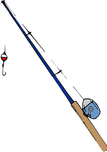 Fishing Fishing Bar Water Aquatic Rod Fish Angle F