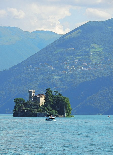 Lago Diseo Landscapes Nature Nature Countryside It
