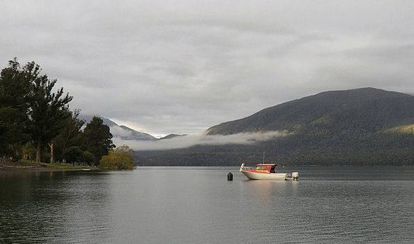 New Zealand Lake Freshwater Queenstown
