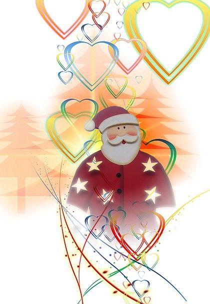 Nicholas Beautification Christmas Decoration Heart