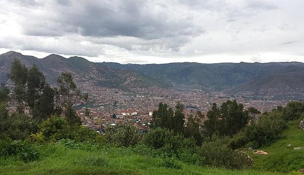 Valley Vale Cuzco Inca Ancient Cusco Sacred Corica