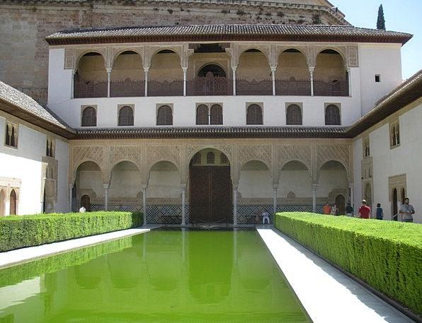 Alhambra Buildings Architecture World Heritage Gra