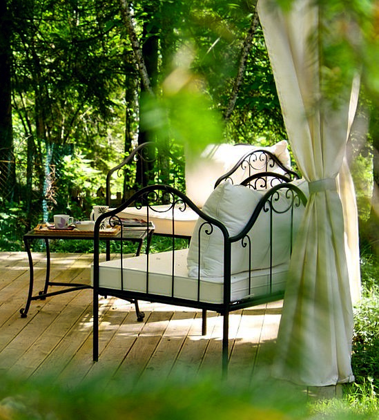 Afternoon Tea Plot Relax Reduce Garden Shady Shade