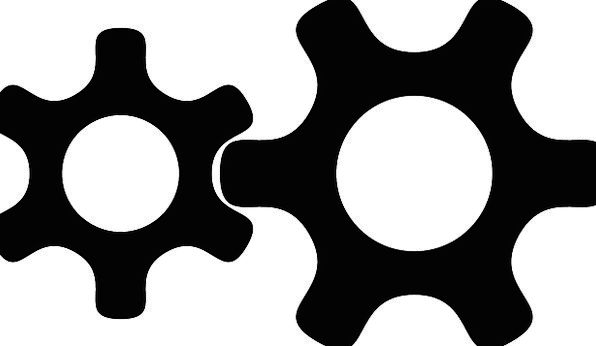 Gear Paraphernalia Mechanism Mesh Net Machine Moti