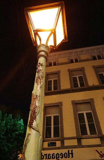 Lantern Bright Liege Light Lighting Pole Liège Abe