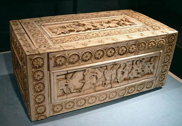 Chest Torso Byzantine Devious Casket Ivory Casket