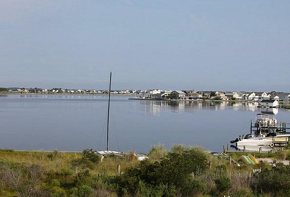 Fenwick-Island Assawoman Delaware Bay Inlet Placid