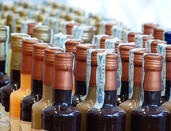 Bottles Flasks End Wine Bottles Closure Liqueurs L