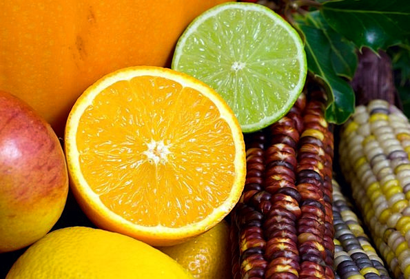 Fruit Ovary Drink Carroty Food Lime Emerald Orange